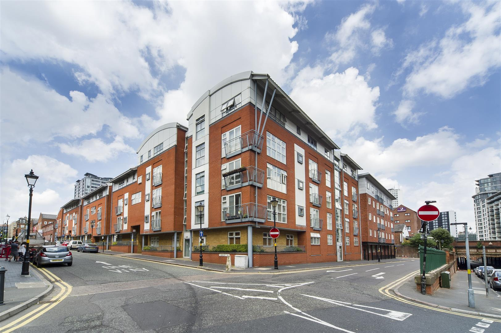 1 Bedroom Property for sale in Berkley Street, Birmingham